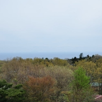【203号室】海の眺めは抜群です