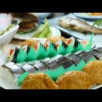 秋刀魚寿司会席イメージ
