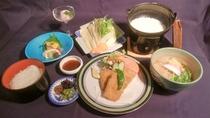 平日限定 冬期割引プラン(12月~2月)夕食