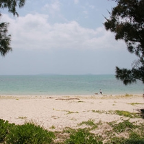 屋嘉ビーチ(やかビーチ)