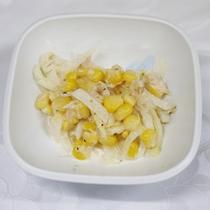 *夕食一例/栄養バランスを考えられた、愛情たっぷりの家庭料理です。