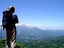 登山やハイキング