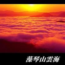 藻琴山雲海