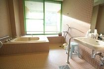 バリアフリーツイン(浴室)