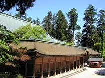 延暦寺(根本中堂)