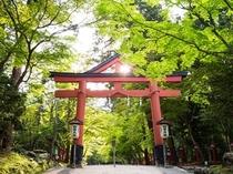 延暦寺の門前町・坂本の日吉大社