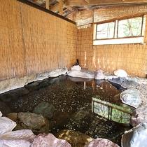 *【温泉】自然に囲まれた露天風呂は格別です!