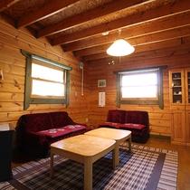 *【部屋】コテージには6名様までご宿泊いただくことができます。
