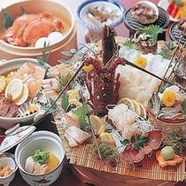 海鮮おまかせ