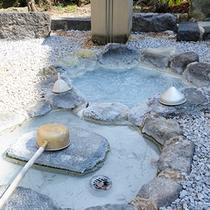 小浜温泉街の炭酸泉