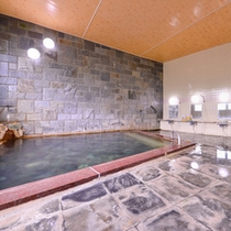 *大浴場(女性)/疲れた身体をじんわりと解してくれる効能豊かな高瀬温泉。