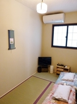部屋(四畳)