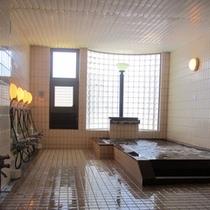 *【大浴場】お肌がスベスベになる良質な天然温泉です