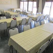 *館内一例:食堂