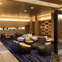 【入浴休憩所 HITOYASUMI】湯上がりのお寛ぎや入浴後のお待合わせはこちらでどうぞ。