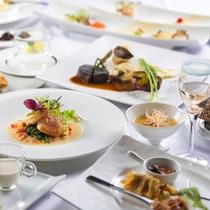 【ZEN・冬】冬のメイン料理は日高産のキンキとエゾシカ。地元の伊達野菜や噴火湾魚介もふんだんに。