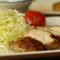 夕食*お肉料理*