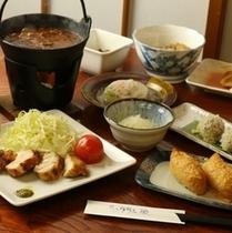 夕食*全体*