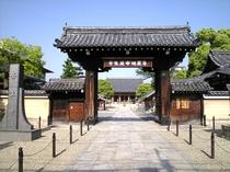 周辺観光:新撰組でおなじみの壬生寺
