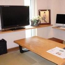 テレビ&PC