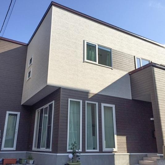 Hokkaido Sun Guest House 外観