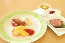 【タラソカフェ】朝食(イメージ)