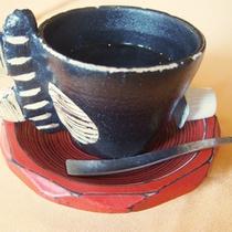 様々な作家さんのコーヒーカップ