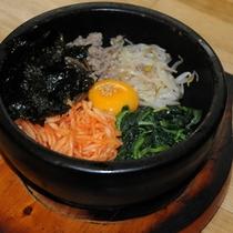 【韓国朝食】ビビンバ5
