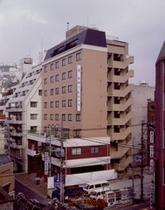長崎I・Kホテル 外観