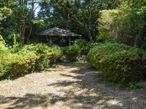 【施設内】庭園