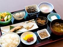 【ビュッフェ】(朝食例)