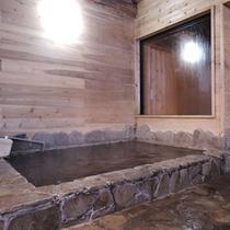 *【女湯露天風呂】源泉は37℃~とぬるめで、のんびり長湯におすすめです