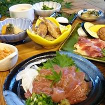 *【キジ会席】キジは高タンパク低カロリーでアミノ酸が豊富な健康食材です