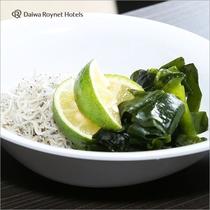 朝食ブッフェメニュー一例 徳島名産物