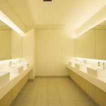 女性洗面スペース