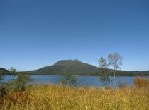 秋の尾瀬沼