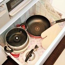 対面式システムキッチン備品※料理器具類※