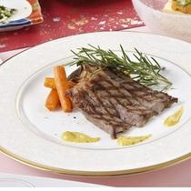 【料理一例】ジューシーなお肉♪