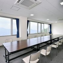 【会議室】打ち合わせなどにご利用頂けます。