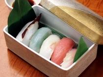 【飯物一例】お寿司