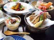 【お料理一例】