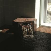 黒い温泉原盤