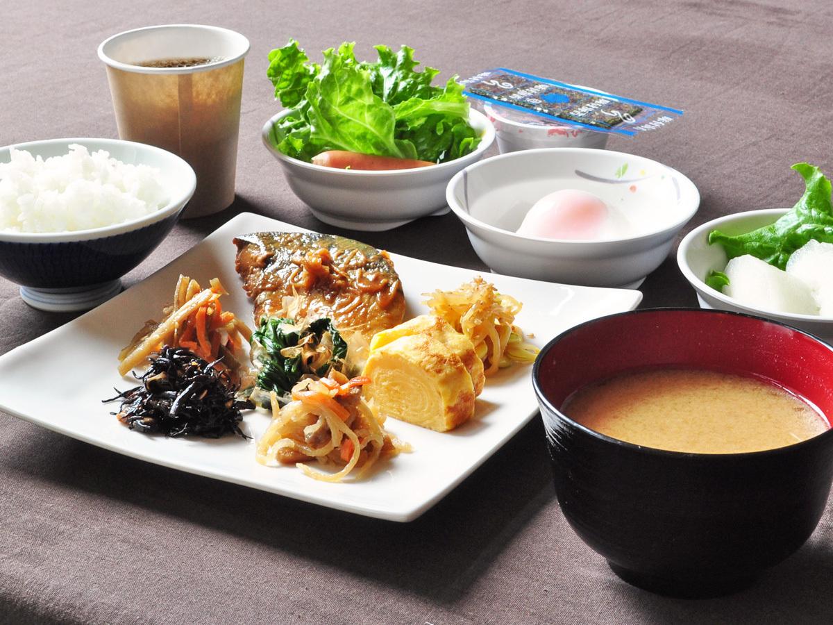 【朝食のみで良い方に】Wi-Fi完備♪大館・小坂でのお仕事におすすめ【朝食付きプラン】