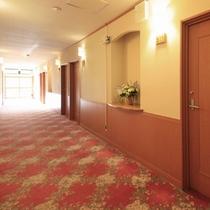館内イメージ【客室廊下】