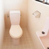 トイレルームは二つ