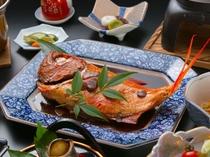 金目鯛の煮つけ例