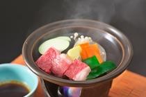 料理(鉄板焼き)