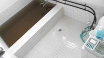 ピラガ2 風呂