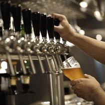 川崎周辺のブルワリーや、日本各地のクラフトビールを取り揃えました。