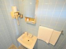 【浴室】明るい洗面台